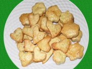 Biscuits with vanilla